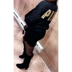 💛PINK Bomber Jacket💛
